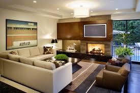 Contemporary Family Room LightandwiregalleryCom - Interior design for family room