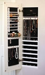 Wall Mirror Jewelry Storage Diy Sliding Mirror Jewelry Cabinet From A Wall Mirror Master