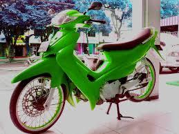 suzuki motorcycle green suzuki smash indonesia auto cars new