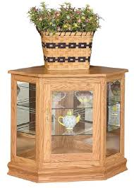 Best Corner Curio Cabinet 176 Best Amish Curio Cabinets Images On Pinterest Curio Cabinets