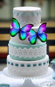 butterfly cake toppers edible birthday cake decorations cheap edible butterfly cake