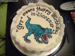crocodile painting funny cake image