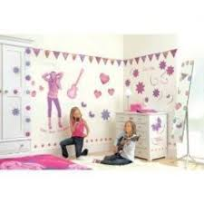stickers geant chambre fille décoration de chambre de fille avec des stickers géant