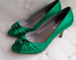 wedding shoes green adorable emerald green wedding shoes 22 sheriffjimonline
