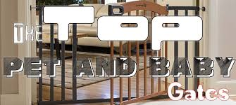 Baby Gate For Stairs With Banister The Top Pet And Baby Gates Compare And Review All The Top Models