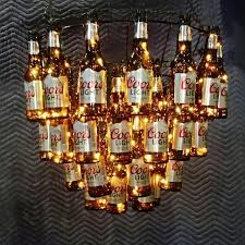 beer bottle light fixture best beer bottle chandelier coors light for sale in brazoria