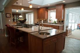 Prep Sinks For Kitchen Islands Kitchen Island With Prep Sink Transitional Kitchen Chicago