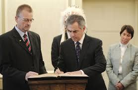 Cabinet Ministers Alberta Photos Prentice Unveils New Alberta Cabinet