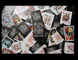 bicycle club tattoo deck review youtube