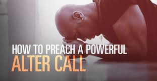 how to preach a powerful altar call this easter by sermoncentral