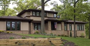 prairie style house prarie style home boxy low slung prairie architecture was