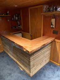 tiger maple wood kitchen cabinets live edge tiger maple counter top 2400 cleveland oh