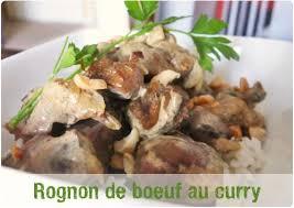 cuisiner des rognons de boeuf rognons de boeuf au curry chefnini