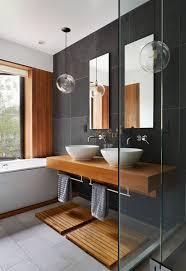 Slate Bathroom Ideas by A Rustic And Modern Bathroom Bathroom Designs Euro And Chicago