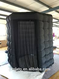Inflatable Photo Booth Black Octagon Inflatable Photo Booth Led Inflatable Photobooth