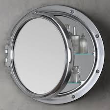 Porthole Mirrors For The Bathroom Porthole Mirror Medicine