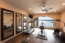gym decor with contemporary home gym home gym contemporary and