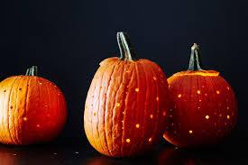 Flickering Light Bulb Halloween by Halloween Pumpkin With Disco Light Bulb Lighting Designs Ideas