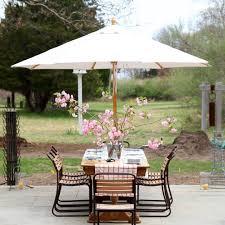 Pottery Barn Patio Umbrella by Best Market Umbrellas Ikea Dayva Rh Curran U0026 11 More