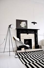 Black And White Decor by 8 Best Monokrom Monochrome Images On Pinterest Black And White