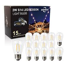 outdoor incandescent light bulbs 2w s14 led edison light bulbs outdoor brimax 11w incandescent