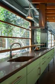 rustic glass kitchen cabinets 43 industrial rustic kitchen ideas sebring design build
