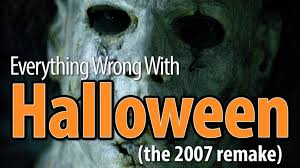 everything wrong with halloween 2007 rob zombie remake youtube