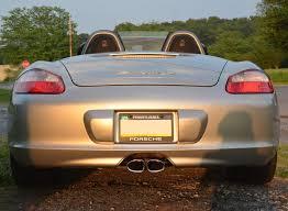 Porsche Boxster Trunk - sold 987 porsche boxster s 17500 miles on oem ims free 3 2