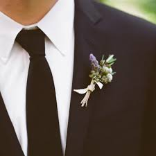 wedding boutonniere lavender wedding boutonniere ideas once wed