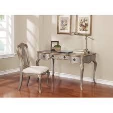 white and gold office desk rose gold office desk wayfair