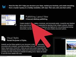 microsoft word publishing layout view how to download microsoft word for mac 8 steps with pictures
