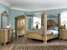Antique Finish Bedroom Furniture South Shore Bedroom Furniture Set In Glazed Bisque Finish