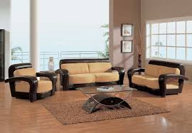 funiture contemporary living room furniture with white sofa and
