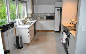 kitchen cabinet refinishing before and after painting laminate cabinets pictures formica kitchen before and