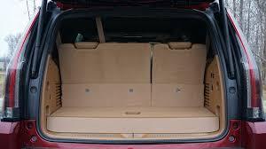 cadillac minivan 2017 cadillac escalade review beauty and brawn