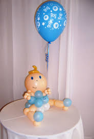 baby balloon party favors ideas