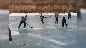 this is u0027their u0027 ice each wild player u0027s childhood rink s