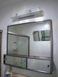 Recessed Medicine Cabinet Mirror H Recessed Medicine Cabinet In Mirrored Medicine Cabinet 3 Doors H Recessed Medicine Cabinet In