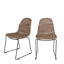 chaises tress es tressees