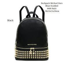 Tas Michael Kors Ransel michael kors backpack harga