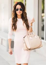 what to wear with a light pink dress the perfect dress you will wear everywhere this season hello fashion