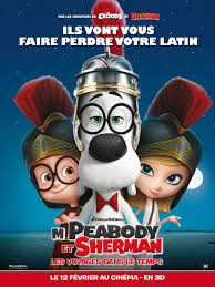 4 international u0027mr peabody u0026 sherman u0027 posters released