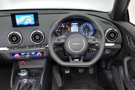 Audi S3 Interior For Sale Audi A3 Cabriolet Review 2017 Autocar