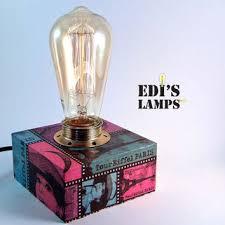 shop edison table lamp on wanelo