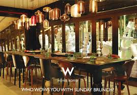 w hong kong pendant lighting to accentuate luxury dining