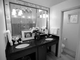 black and white bathroom decorating ideas luxury home design