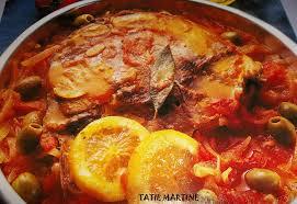 cuisiner thon frais thon frais anchois tomates tatie martine cuisine facile
