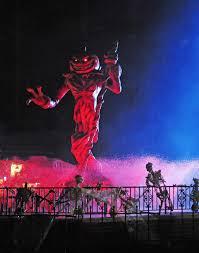 Fright Fest Six Flags Arlington Tx Six Flags Great Adventure Fright Fest 2015 Theme Park Reviews