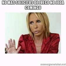 Laura Meme - no mas solicitus de juego no joda comingo senorita laura meme