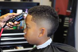 haircut how to cut a usher burst fade youtube